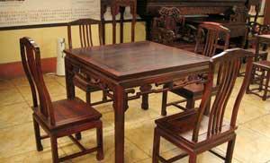 古典红木餐桌好不好?值得选吗?
