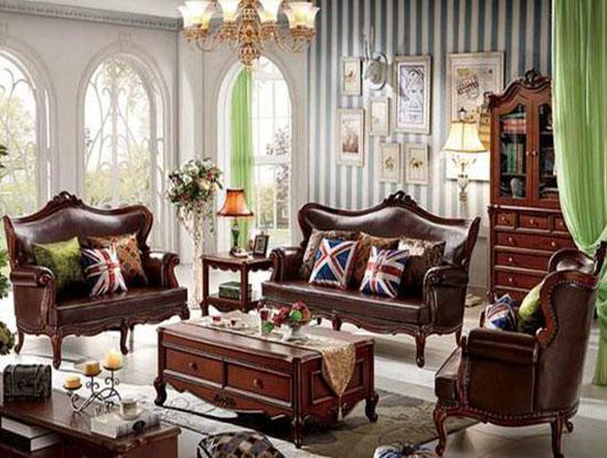 欧式乡村家具图片,有意思的装修风格!