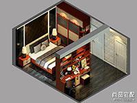 卧室隔断造型都有哪些?