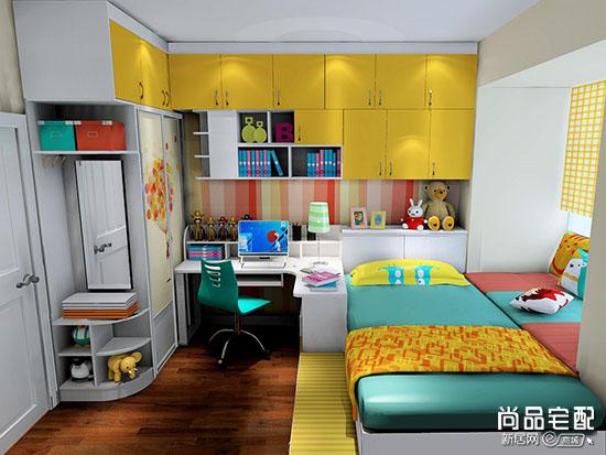 儿童房设计女孩的怎么弄比较好?