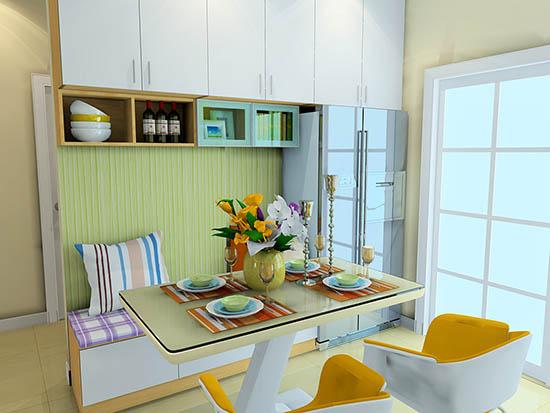 美式餐厅家具怎么选?