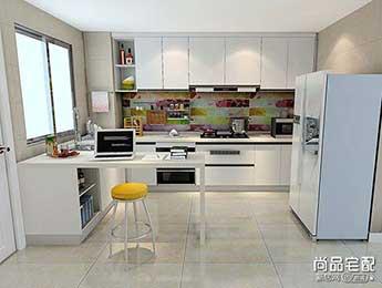 厨房装修设计尺寸一般是多大?