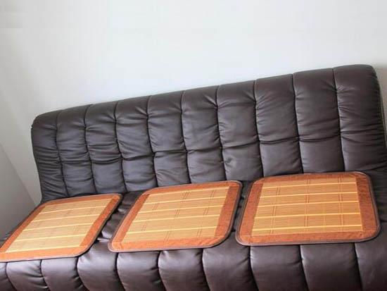 沙发竹凉席坐垫