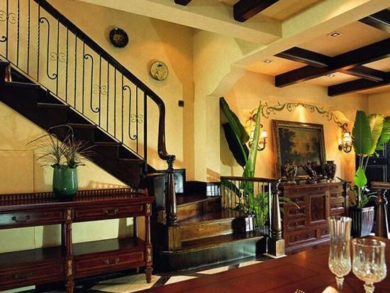 室内楼梯防护玻璃