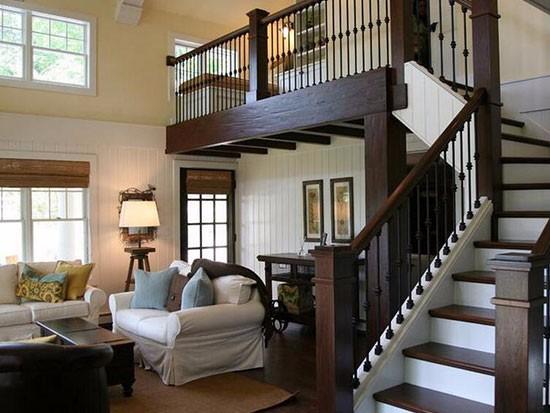 考虑不同的楼梯工程量以及不同的装修效果等