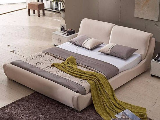 布艺床的优缺点