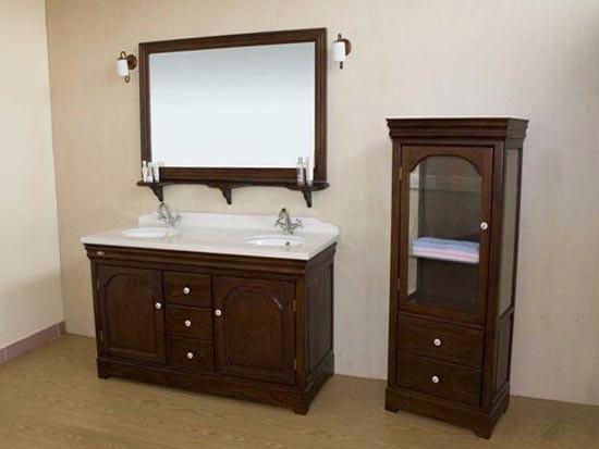 双盆浴室柜尺寸是多少