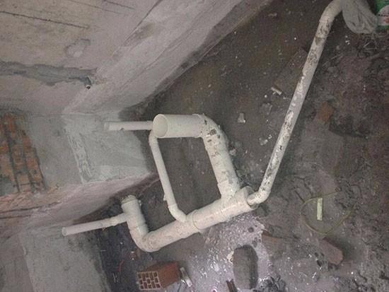 卫生间防水处理
