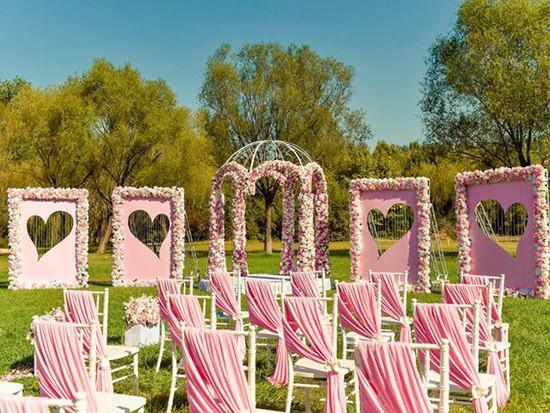 草坪婚礼多少钱