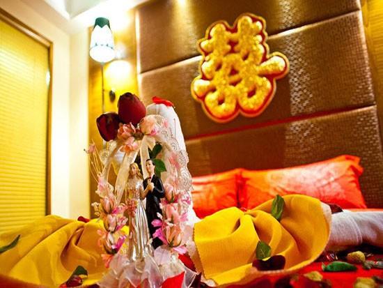 浪漫婚房布置效果图大全