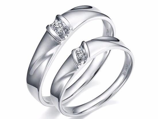 结婚戒指品牌有哪些牌子好