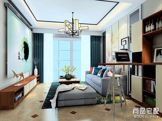 中式家居客厅装修