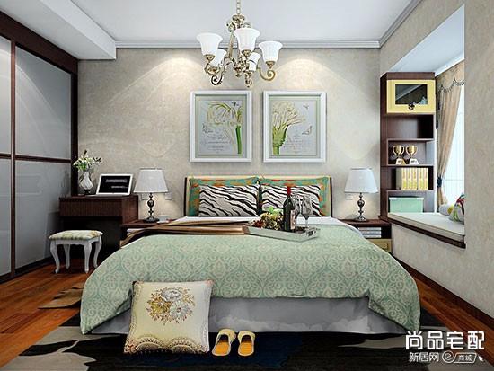 简约的装修风格卧室