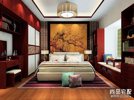 卧室床头背景墙风水
