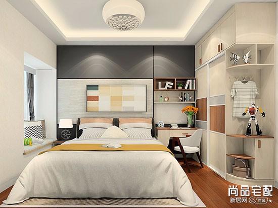 小卧室的背景墙怎么装修