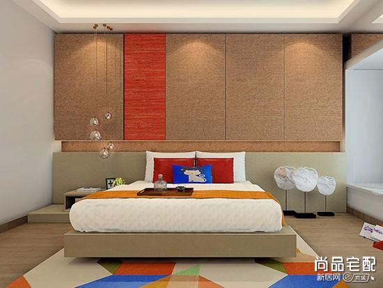 适合卧室的墙纸颜色