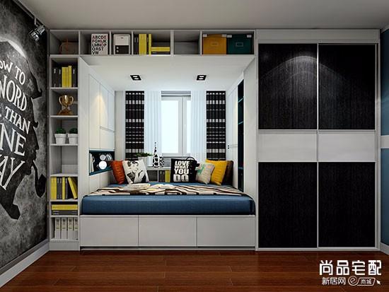 卧室与客厅窗户设计