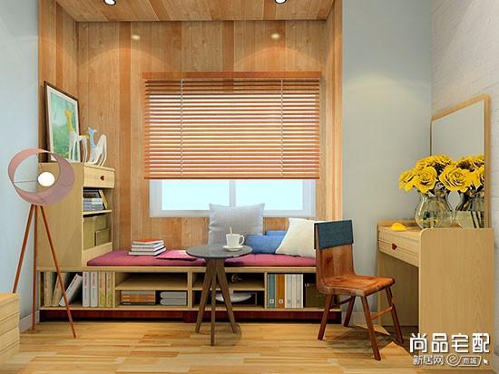 卧室大窗台装修