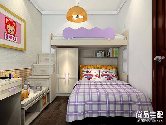 小户型儿童房间布置