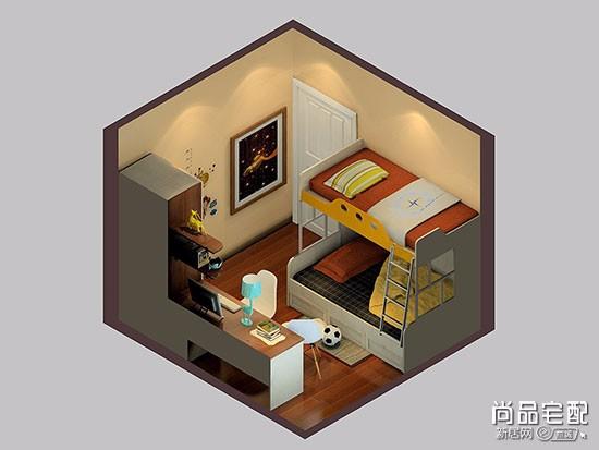 小卧室儿童房怎么装修比较好