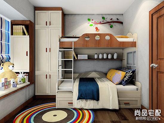 儿童房装修色彩注意事项有哪些