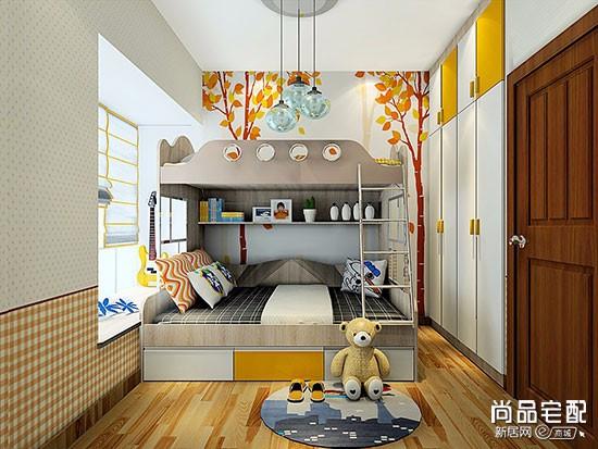 7平方儿童房设计效果图