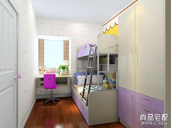 小面积儿童房间装修效果图