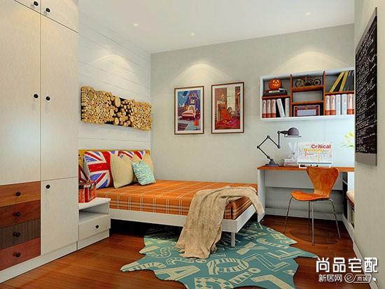 9个平方儿童房间设计