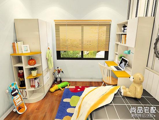 7平方米儿童房间布置图