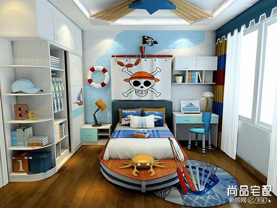 儿童房间设计哪个方位