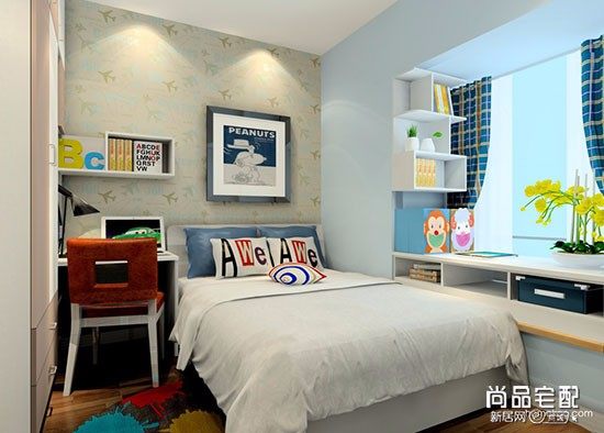 背景墙 房间 家居 起居室 设计 卧室 卧室装修 现代 装修 550_394图片