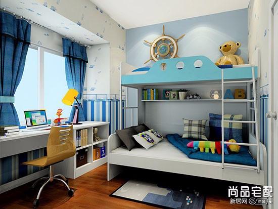长形儿童房如何装修设计