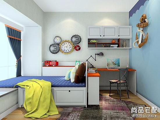 男儿童房间设计