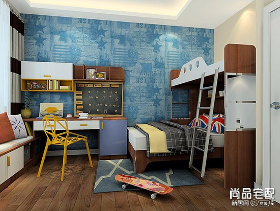 11平米儿童房设计图片