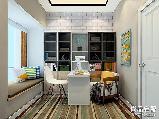厨房改造成书房