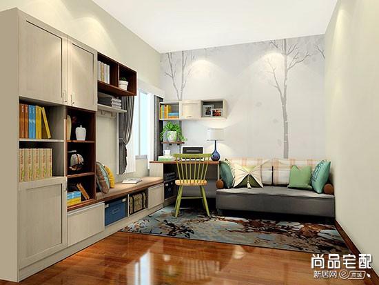 简约书房设计风格