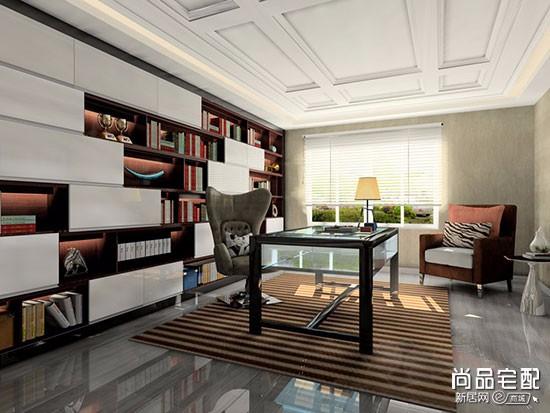 美式书柜设计