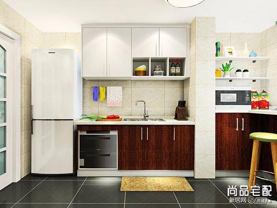 u小厨房设计尺寸
