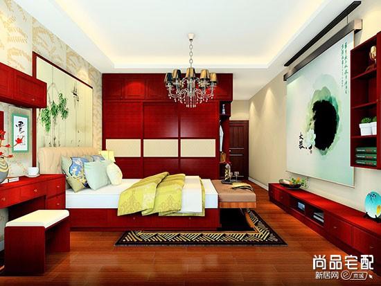 中式卧室吊灯
