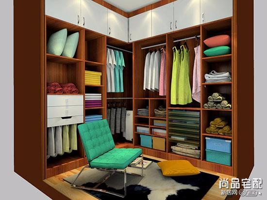 整体实木衣柜定制多少钱平米