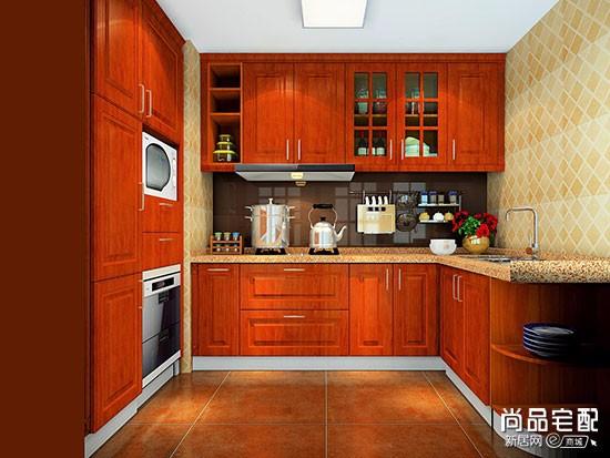 现代风格厨房橱柜效果图大全