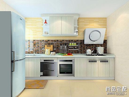 美式小厨房装修图