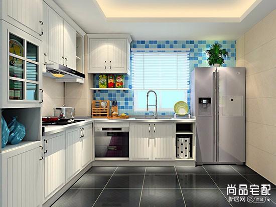 厨房装修价格明细