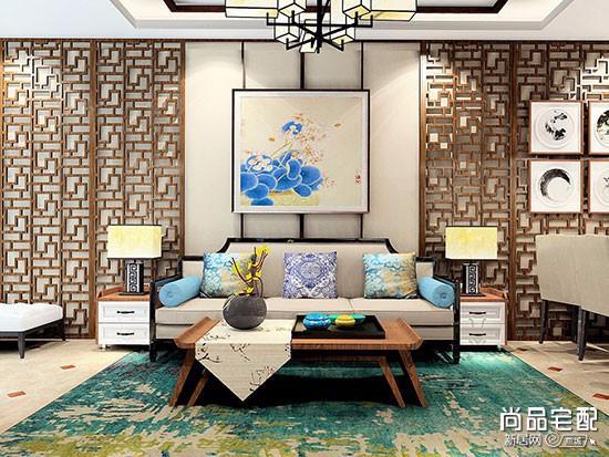 仿古中式实木沙发价格