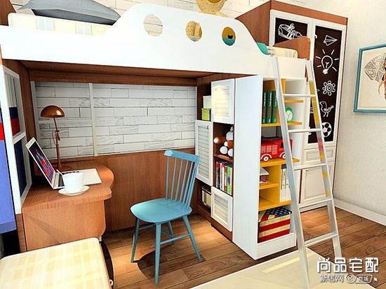 儿童木书柜