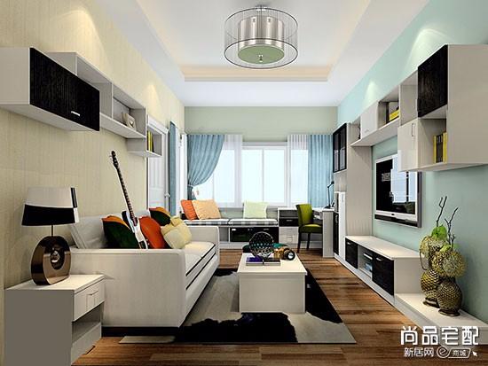 客厅电视柜多高_客厅电视柜一般多高多宽多长