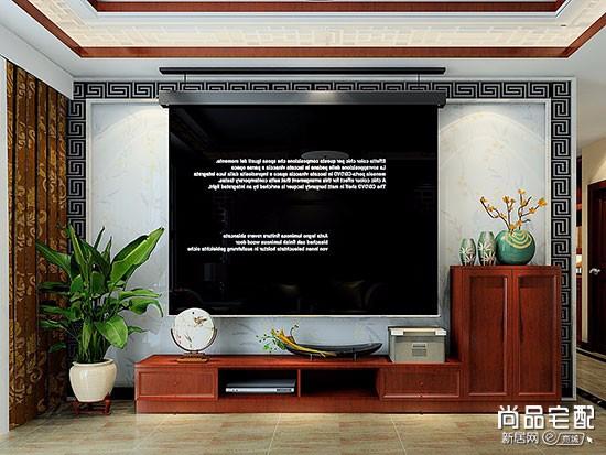 客厅电视柜多宽