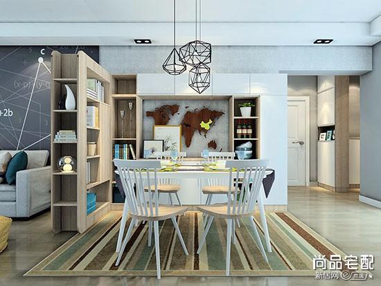 餐厅餐桌设计