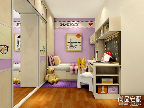 儿童房间吊顶效果图