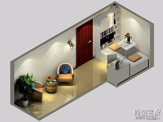 客厅阳台米榻榻米设计